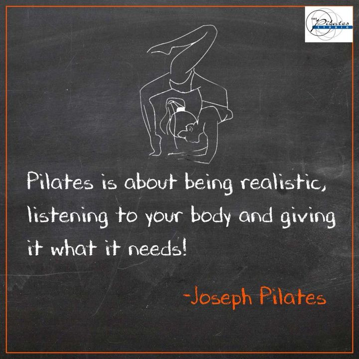Are you listening to your Body's Intuitive signals?🤨  Contact us for queries on: 9099433422/07940040991 www.pilatesaltitude.com