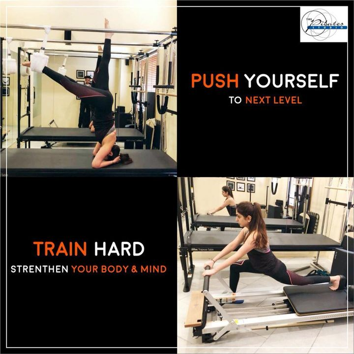 ▪️Get Up ▪️Lace up ▪️Show Up &  ▪️Never Give Up💪🏼 . . Contact us for queries on: 9099433422/07940040991 www.pilatesaltitude.com