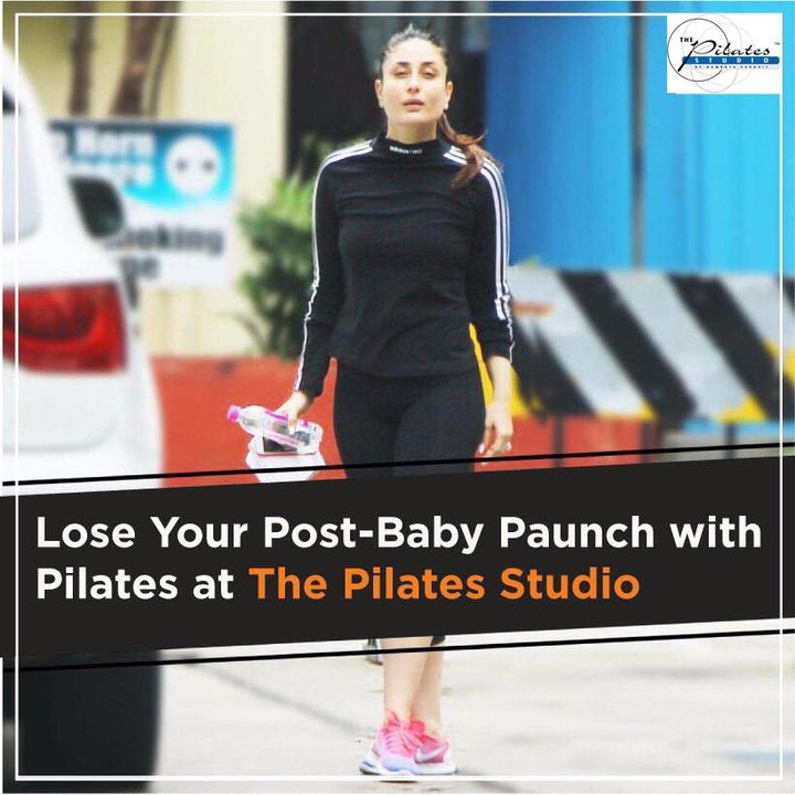#TransformationTuesday - We love Kareena Kapoor for inspiring others with her post pregnancy weight-loss success!  She not only lost the #PostPartum weight but she's back with a much leaner body.   The secret to this leaner and fitter body is - The Magic of Pilates 💫  She has been consistent with her workout routines at #ThePilatesStudio with her Trainer, #TheOrginalPilatesGirl - NamrataPurohit 💪🏼  So ladies, get back to being fit and having a leaner body #PostPartum with one of the most effective methods of exercise!🤸‍♂️  Contact us for queries on: 9099433422/07940040991 www.pilatesaltitude.com