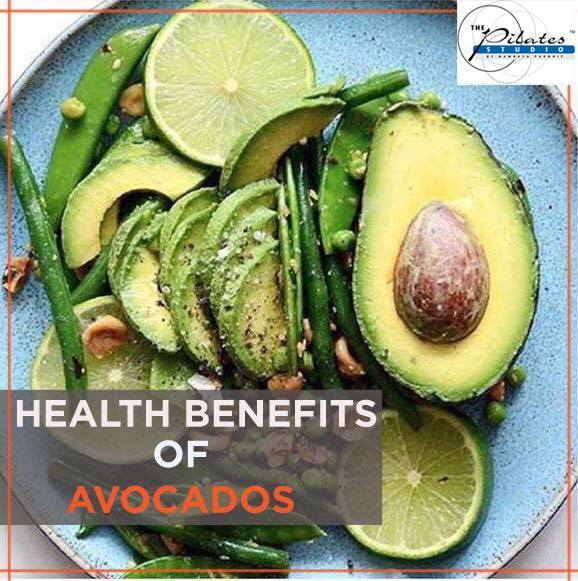 #HealthyTips: What makes this gorgeous green fruit such a hit?   Well, it's not only packed with fiber and antioxidants but also anti-inflammatory oleic acid and heart-healthy minerals like potassium1 – and that's only a few benefits from a long list below:-  1. There are multiple nutrients in avocados that is good for your heart  2. It Prevents Arthritis And Reduces Pain  3.Avocados may be helpful in preventing cancer  4. It Helps In Weight Loss  5. You can lower your cholesterol levels and your triglycerides with avocados  6. Improves psychological health  7. Protects your brain against cognitive decline  8. Eating avocados can protect your eye sight  9. Avocado oil can protect your skin from damage  10. Avocado can bolster your health by improving your lipid profile and insulin levels  11. Avocados are a great source of dietary fibres  Contact us for queries on: 9099433422/07940040991 www.pilatesaltitude.com