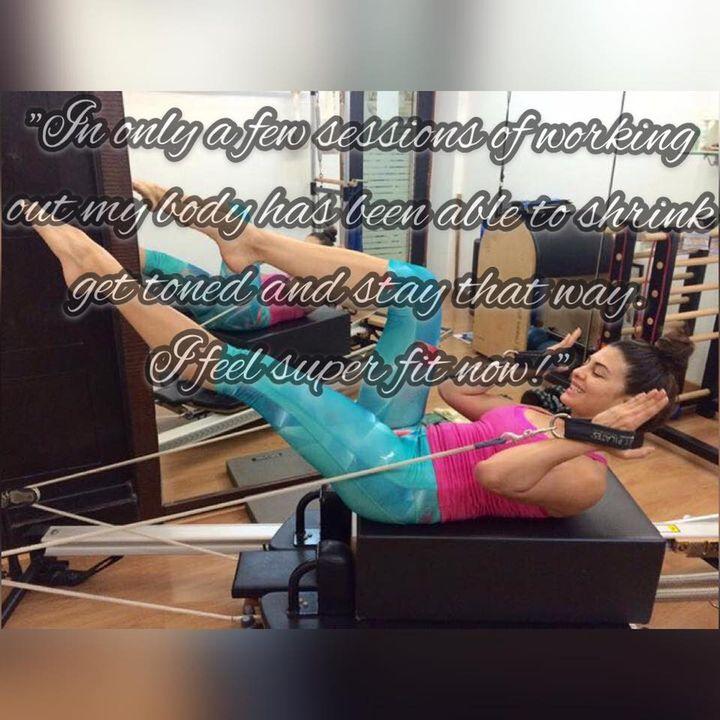 Friday Motivation from The Pilates Studio - Mumbai (india)