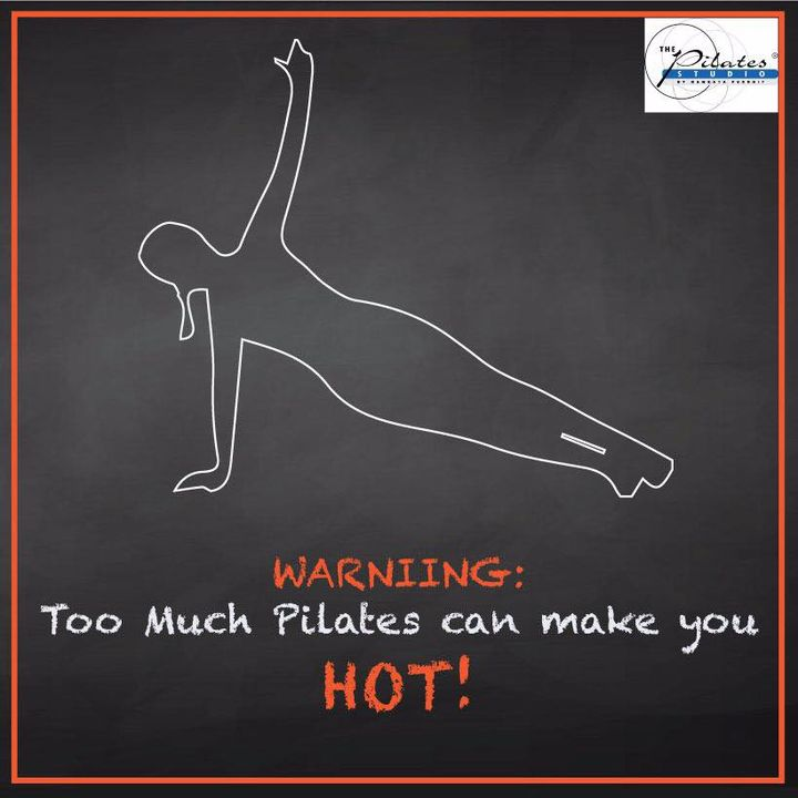 Ever thought what Pilates can do to your body? 👇🏻  Too much Pilates can make you HOT 🔥  Contact us for queries on: 9099433422/07940040991 www.pilatesaltitude.com