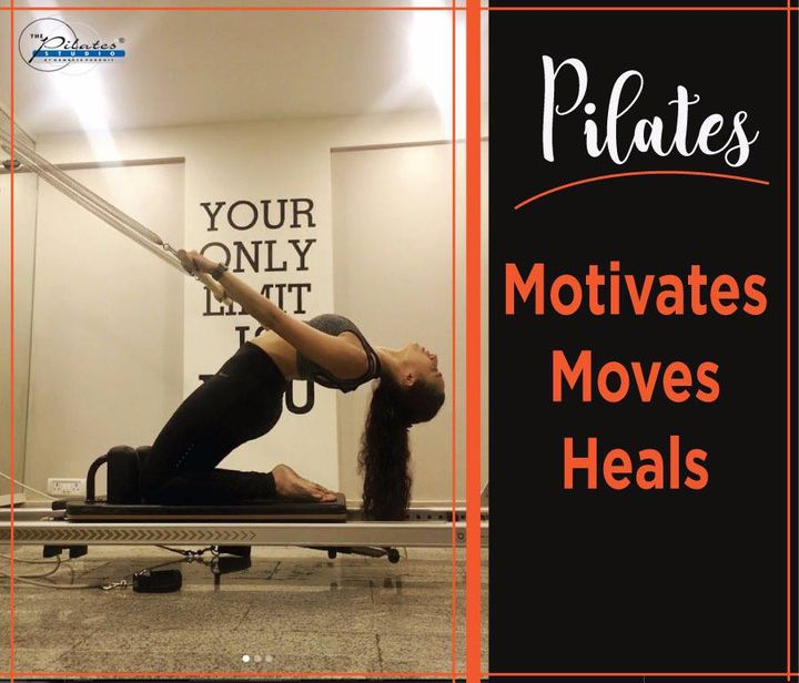 Pilates is not about being better than someone else, its about being better than you used to be! 🙂   Contact us for queries on: 9099433422/07940040991 www.pilatesaltitude.com . . . . #Ahmedabad #India #Fitness #Fit #HumFitTohIndiaFit #Friday
