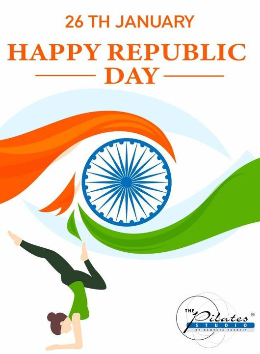 Today, Let Us Remember The Golden Heritage Of Our Country And Feel Proud To Be A Part Of India. Happy Republic Day 🇮🇳