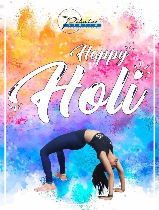 Usher in the spirit of spring and let the bright hues of this joyous festival colour your life  Have a happy and blessed Holi! #HappyHoli #Holi2019