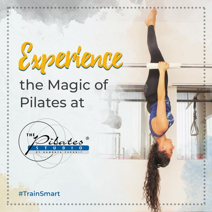 Pilates is more than just an exercise that increases your strength or tones your body, it also disciplines your mind, teaching you how to breathe, believe and focus in order to achieve your goals 💪🏼 . . #PilatesDay spotlights this joy experienced through Pilates – in health, community and quality of life :) . . . . #Fitness #InternationalPilatesDay  #Strong #FitGirl #FitIndia #Believe #Achieve #Move #Balance #NamrataPurohit #Pilates #PilatesInstructor #WorldPilatesDay #JosephPilates #strong #fit #exercise #fitness #pilatesday #pilatesbody #pilatesreformer #pilatestraining