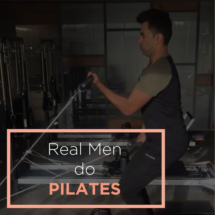 Pilates was originally designed by a man, for men. Joseph Pilates,  developed this method, originally called Contrology, to rehabilitate German Soldiers during the First World War. . . Pilates offers improved sport performance, decreased joint pain, and increased mobility, stability, strength, balance, and muscle control. It also  focuses on functional movements and balance within the body and is applicable to sports too: . . – Improving spinal mobility . . – Bridging the gap in strength between left and right sides helps for unilateral sports . . – Swimmers can reduce the risk of shoulder injuries by staying not just strong, but mobile through a large range of motion. . . – Cyclists that spend many hours hunched over handle bars need to open up their chest and lengthen hip flexors and hamstrings. . . Contact us for queries on: 9099433422/07940040991 www.pilatesaltitude.com . . #NamrataPurohit #OriginalPilatesGirl  #Pilates #ThePilatesStudio #BollyWood #CelebrityTrainer #YoungestCelebrityInstructor #FitnessEnthusiast #Fitness #workout #fit #motivation #bollywood #bollywoodstyle #celebrity #InstaFit #FitnessStudio #Fitspo  #Workout #WorkoutMotivation #fitness  #ahmedabad #india #igers #insta #fitnessjourney #beingfit #healthylifestyle