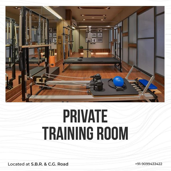 Personal Training is the most effective way to achieve your desired fitness results! #ThePilatesStudioAhmedabad offers Private training with the most diverse team of fitness and pilates trainers. . . When you engage in personal training, your trainer will develop a tailored workout program that takes into consideration your personal fitness goals, needs, and abilities. . . Contact us for queries:  Address: 1. SBR:  Ahmedabad Racquet Academy (ARA), Bodakdev, Ahmedabad . . 2.Navrangpura Branch OFF. C.G. ROAD 1st Floor Sun Square, Off. C.G. Road,  Navrangpura, Ahmedabad. . . Contact us on: +91 90994 33422 +91 79 4004 0991 Email: pilatesstudioahm@gmail.com www.pilatesaltitude.com . . . #Pilates #ThePilatesStudio #BollyWood #CelebrityTrainer #YoungestCelebrityInstructor #FitnessEnthusiast #Fitness #workout #fit #thursday  #bollywood #bollywoodstyle #celebrity #InstaFit #FitnessStudio #Fitspo  #Workout #WorkoutMotivation #fitness #pilatesgirl #pilatesbody #thepilatesstudiochandigarh #celebritytrainer #gettingbettereachday #fitnessforever #workhard #workhardplayhard