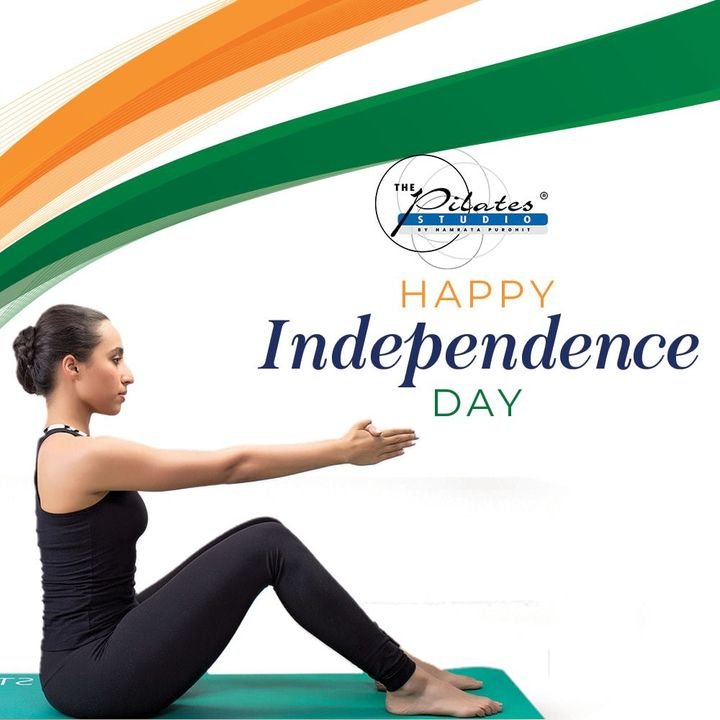 The Pilates Studio,  IndependenceDay,, JaiHind, Pilates, PilatesCommunity, Fitness, FitnessEnthusiasts, HealthTips, EatHealthy, Stretch, WorkOut, ThePilatesStudio, Graceful, Relax, FitnessMotivation, InstaFit, StottPilates, FitnessStudio, Fitspo, ThePilatesStudio, Strength, pilates, PilatesGirl, freedom, Workout, WorkoutMotivation, fitness, independenceday🇮🇳, india, igers, happyindependenceday, indianindependenceday