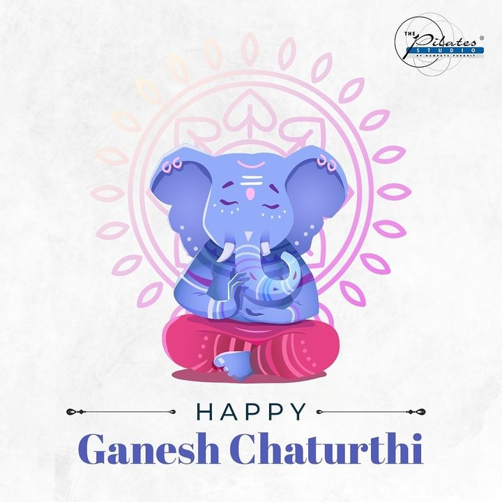 May Lord Ganesha bless you and your family with peace and happiness. . . Happy Ganesh Chaturthi to all of you ✨ . . . . #Pilates #ThePilatesStudio #MumbaiFitness  #followmeplease #Igers #FitnessEnthusiast #Fitness #workout #fit  #mumbai #celebrity #InstaFit #FitnessStudio #Fitspo  #Workout #WorkoutMotivation #fitness  #pilatesgirl #pilatesbody #thepilatesstudiomumbai #followforfollowback #gettingbettereachday #fitnessforever #ganapatibappamorya #ganeshchaturthi