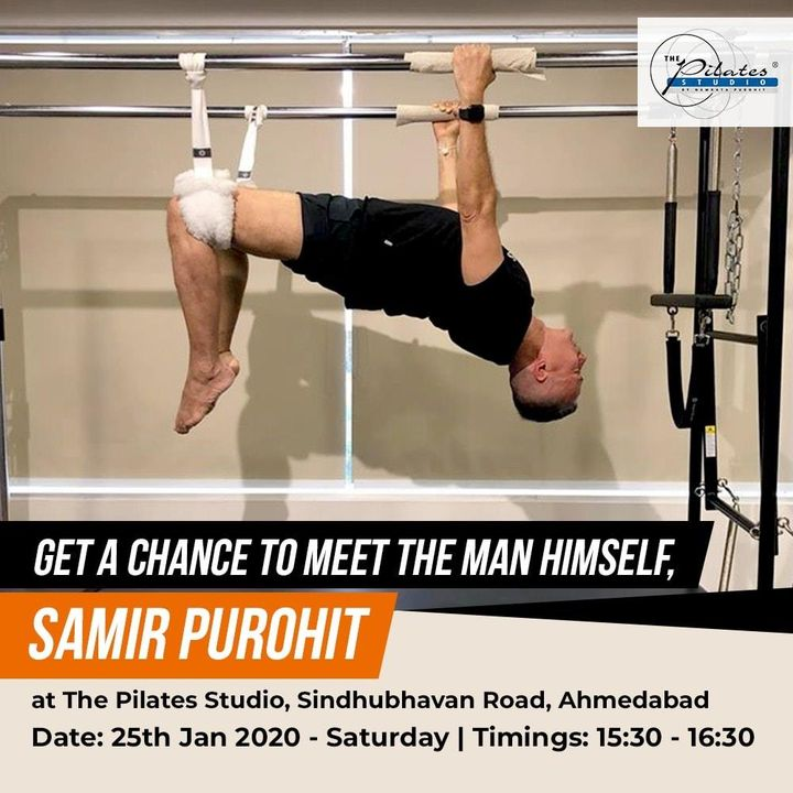 Amdavad!! Get ready to meet the man himself. Only 1 day to go!!  . . Contact us on: 9099433412/ 9099433422/07940040991 www.pilatesaltitude.com . . . #Pilates #ThePilatesStudio #BollyWood #CelebrityTrainer #YoungestCelebrityInstructor #FitnessEnthusiast #Fitness #workout #fit #tuesday  #bollywood #bollywoodstyle #celebrity #InstaFit #FitnessStudio #Fitspo  #Workout #WorkoutMotivation #fitness #pilatesgirl #pilatesbody #thepilatesstudiojaipur #celebritytrainer #gettingbettereachday #fitnessforever #workhard #workhardplayhard