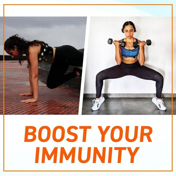 A healthy immune system is an easy way  to protect yourself from viral infections. There's natural ways to boost the immune system to remain healthy and fit. ❤️💪🏻 . . The immune system is the first line of defense of our body against any alien microorganism. Stronger your immune system, greater would be the chance of a healthier you. . . With easy and slight alterations to your diet and routine you can ensure that your immune system is strong to protect you against the viral infections. 1. Get 8 hours sleep 2. Catch the morning sun and workout daily 3. Eat fresh fruits and veg  Follow this simple routine and fortify your immune system to fight any illness. . . Working out is a powerful way to boost your immune system. It causes your body's antibodies and white blood cells to circulate more rapidly, which means they may be able to detect and zero in on bugs more quickly. Being active this way also lowers stress hormones, which reduces your chances of getting sick. . . www.pilatesaltitude.com . . .  #Pilates #PilatesCommunity #Fitness #FitnessEnthusiasts #HealthTips #EatHealthy #Stretch #WorkOut #ThePilatesStudio #Graceful #Relax #FitnessMotivation #InstaFit #StottPilates #FitnessStudio #Fitspo  #ThePilatesStudio #Strength #pilates #PilatesGirl  #Workout #WorkoutMotivation #fitness #Exercise