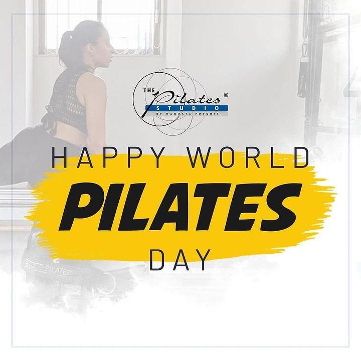 The Pilates Studio,  HappyWorldPilatesDay, Pilates, PilatesCommunity, Fitness, FitnessEnthusiasts, HealthTips, EatHealthy, Stretch, WorkOut, Graceful, Relax, FitnessMotivation, InstaFit, Fitspo, ThePilatesStudio, Strength, PilatesGirl, WorkoutMotivation, fitness, Exercise, WorkoutFromHome, WorkoutAtHome, PilatesDay, InternationalPilatesDay, WorldPilatesDay