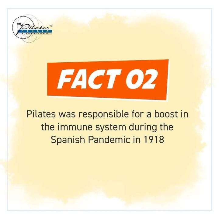 1918 pandemic facts show us the importance of building our immunity. With the current pandemic, the risks still exist. Let's boost our immunity with some Pilates movements. #TrainSmart 💪🏻 . . . . .  #Pilates #PilatesCommunity #Fitness #Stretch #WorkOut #ThePilatesStudio  #FitnessMotivation #InstaFit #FitnessStudio #Fitspo  #ThePilatesStudio #Strength #pilates #Workout #WorkoutMotivation #fitness  #india #igers #insta #fitnessjourney #beingfit #healthylifestyle #fitnessfreak #celebrity #bollywood #celebritytrainer