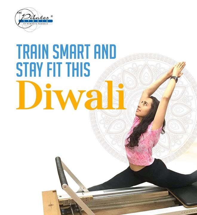 Take care and love your body. It's the only place you have to live in. Happy Diwali 💞 . . . #Diwali #HappyDiwali #FestiveSeason #SeasonsGreetings #diwali2020 #DiwaliCelebrations #pilates #stayfit #Healthy #Strong #trainsmart #love #peace #festivaloflights #exercise #sweets #Fit #FitIndia #HumFitTohIndiaFit  #PilatesCommunity #Fitness #FitnessEnthusiasts  #Stretch #WorkOut  #Relax #FitnessMotivation #InstaFit