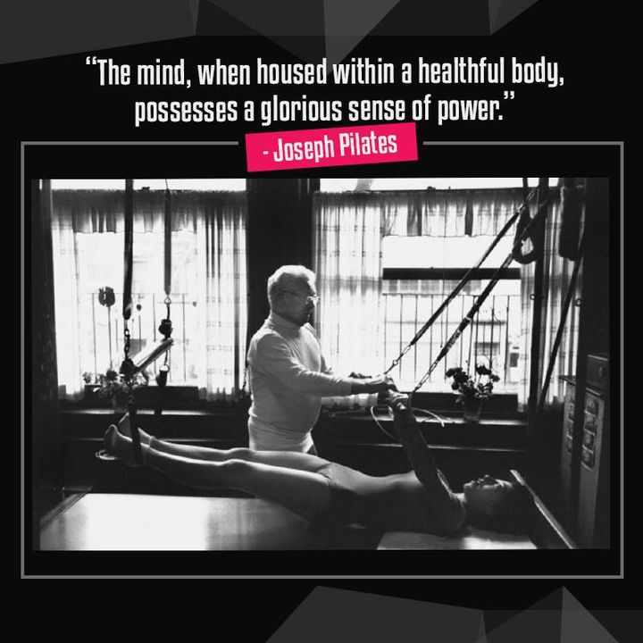The Pilates Studio,  josephpilates