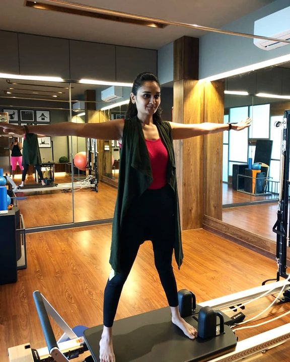 #ClientStories:Here's what @fasionate.blog has tonsay about Pilates at @thepilatesstudioahmedabad 💕 . . Read below:-