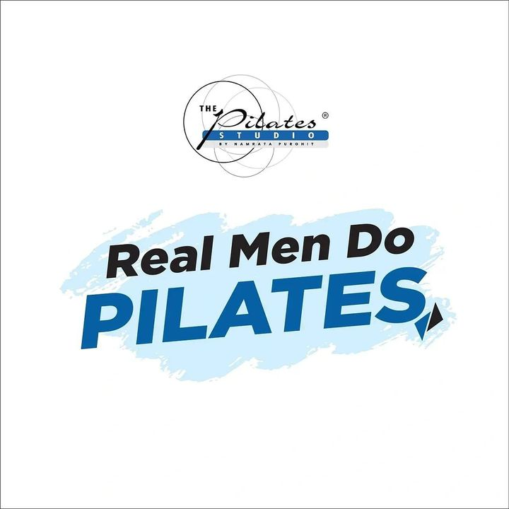 """#RealMenDoPilates: Discover the incredible benefits that Pilates has for men, whether they are professional athletes or just new to fitness. Pilates is a way of developing neglected muscle groups, balancing the muscles, mobilizing the spine, joints and improving posture. """"Pilates was created by a man for men."""