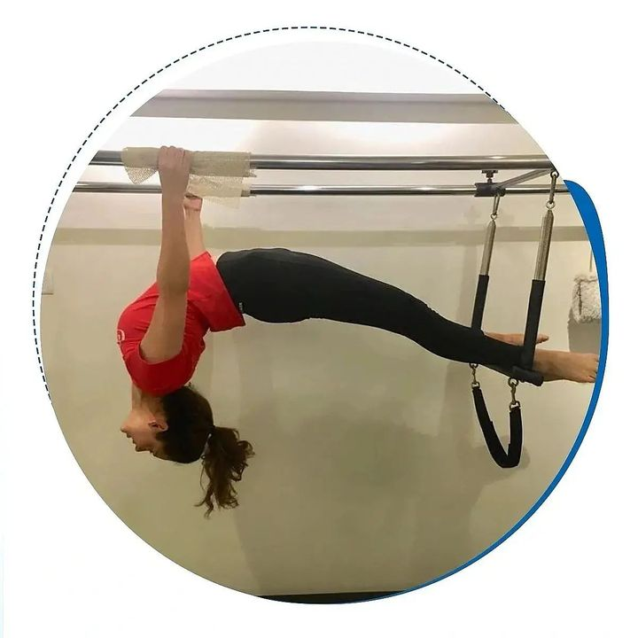#ChallengeOfTheWeek: Participate in this challenge and get featured on our page, @thepilatesstudioahmedabad !  Use the hashtag #PilatesSpreadEagle  on the Cadillac at @thepilatesstudioahmedabad and tag us on each of your posts.  Are you ready to do the Beautiful Spread Eagle on the Cadillac? C'mon get started! We can't wait to see your pictures 😍 . . Dm us for queries. www.pilatesaltitude.com . . .  #Pilates #PilatesCommunity #Fitness #FitnessEnthusiasts #HealthTips #EatHealthy #Stretch #WorkOut #ThePilatesStudio #Graceful #Relax #FitnessMotivation #InstaFit #StottPilates #FitnessStudio #Fitspo  #ThePilatesStudio #Strength #pilates #PilatesGirl  #Workout #WorkoutMotivation #fitness #Exercise #Challenge #WorkoutChallenge