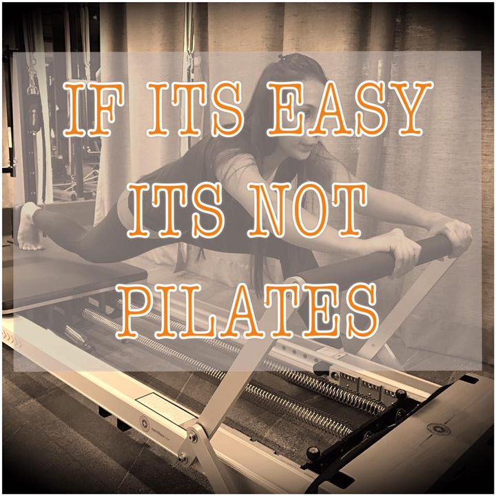 Do Pilates with your Mind, Body & Soul. It Works!!!  #trainsmart #corepower #balance #strength #stability #realwomendopilates #pilatesgirl
