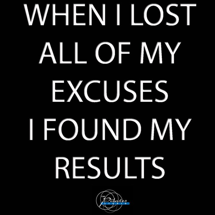 PILATES is all about RESULTS.  #thoughtoftheday #noexcuses #workhard #dopilates #trainsmart #pilatespower