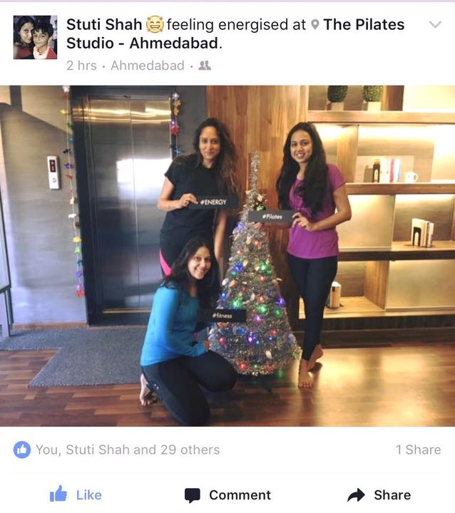 The Pilates Studio,  pilatesgirls, pilatesmakesushappy, feelingfestive, christmastree