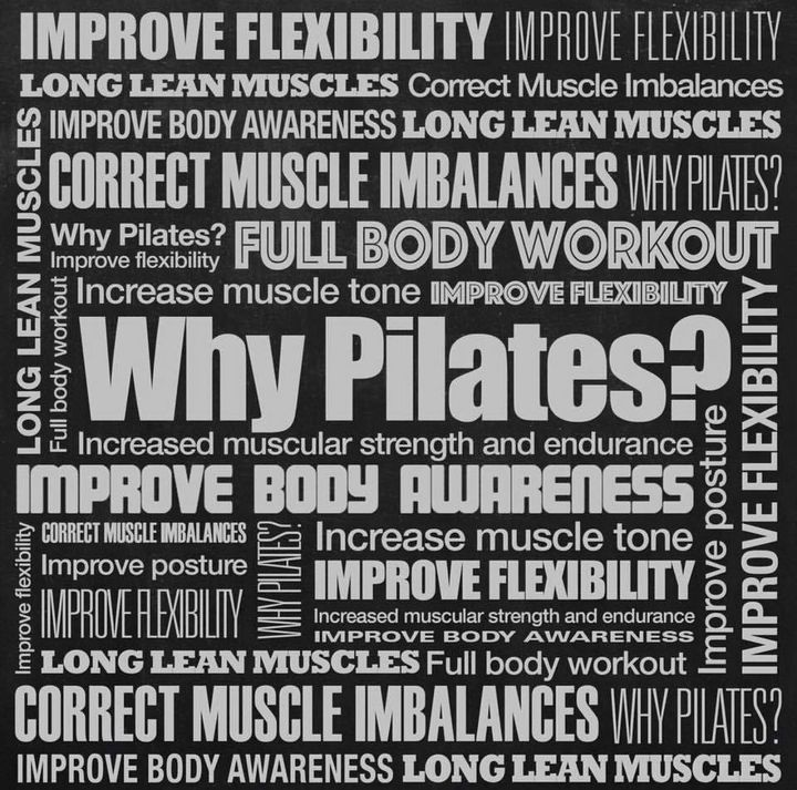 Opt to Join the The Pilates Studio - Ahmedabad Community & BE A BETTER VERSION OF YOURSELF !!!  . WHY PILATES?  . #workhard💪🏻 #trainhard #nevermissamondayworkout #dopilates #eatcleantrainmean #overallbodychange #fit #fitness #exercise