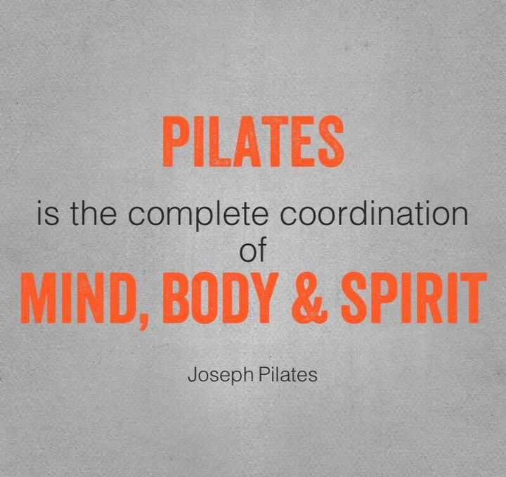 If you still not experienced PILATES, you surely are MISSING on some MAGIC !!!