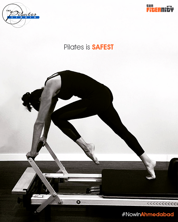 Osteopaths, physiotherapists and general practitioner suggest Pilates as the best form of exercise as it is safe and beneficial for everyone, regardless of their age.