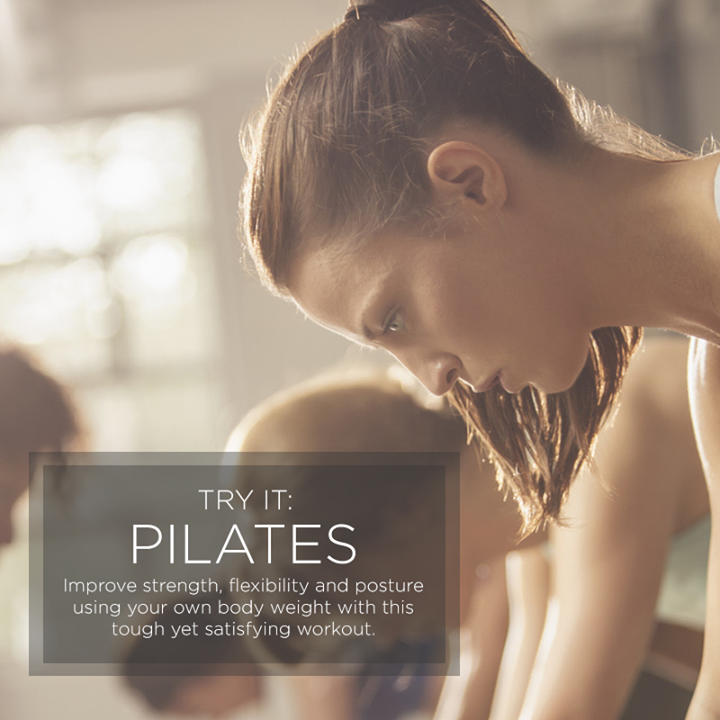 The Pilates Studio,  Pilates, PilatesGirl, MondayMotivation