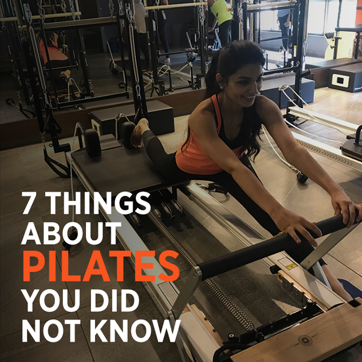 The Pilates Studio,  7Things, DidNotKnow!