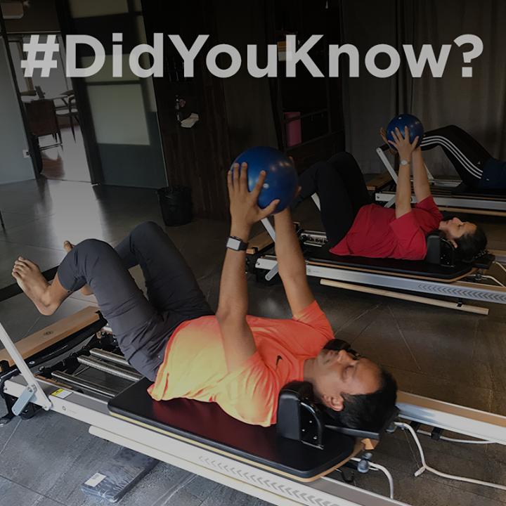 #DidYouKnow? #JosephPilates called