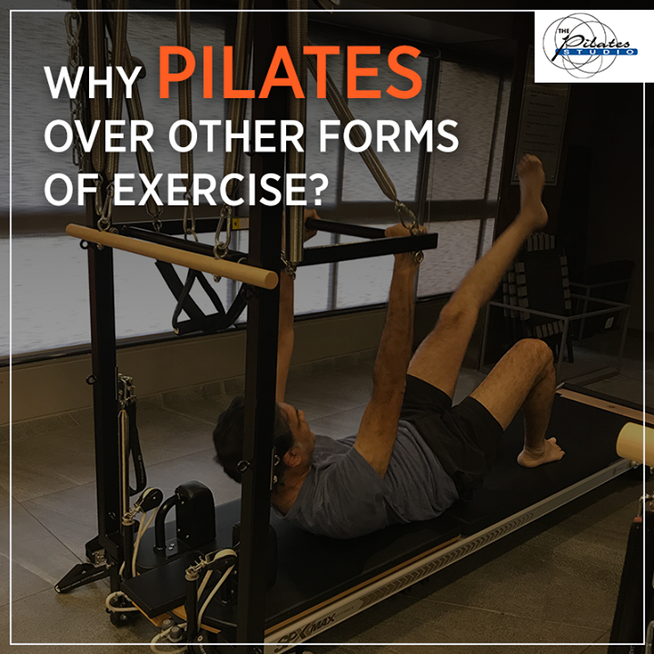Doing #Pilates, not only strengthens and tones your body but also works on smaller muscle groups that improve your movement patterns, thus decreasing the stress on the joints.  Contact us for queries on: 9099433422/07940040991  http://www.pilatesaltitude.com