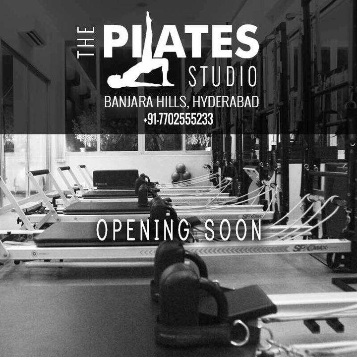 Hyderabad Are You Ready!!???   The Pilates Studio is coming to your city! Call now +917702555233  We look forward to seeing you!