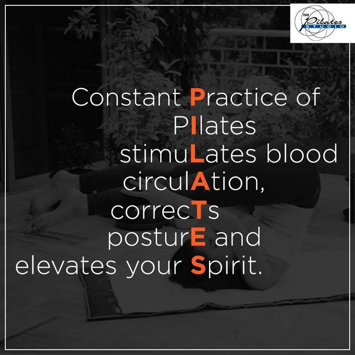 #Pilates is the complete coordination of mind, body and spirit. - Joseph Pilates  Contact us for queries on: 9099433422/07940040991 http://www.pilatesaltitude.com