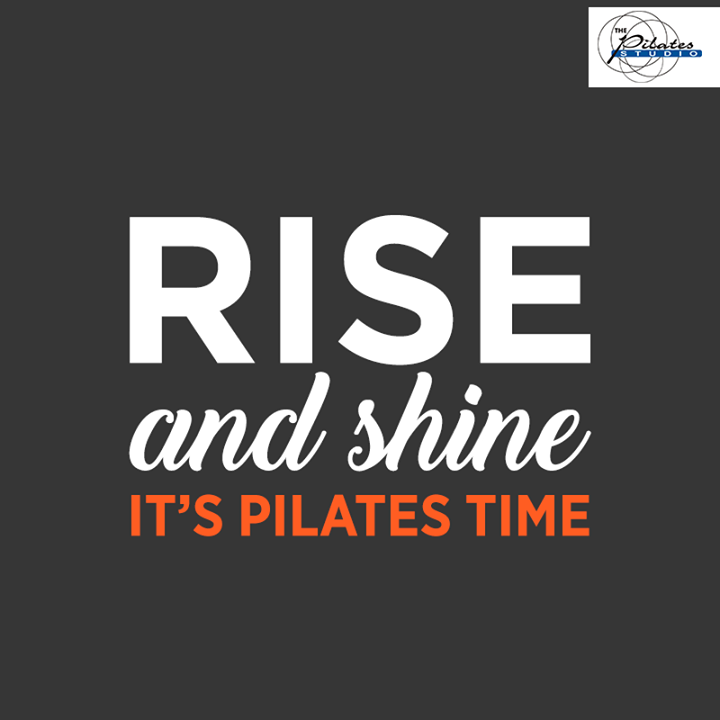 The body achieves what the mind believes! :D💪🏼  Contact us for queries on: 9099433422/07940040991 http://www.pilatesaltitude.com