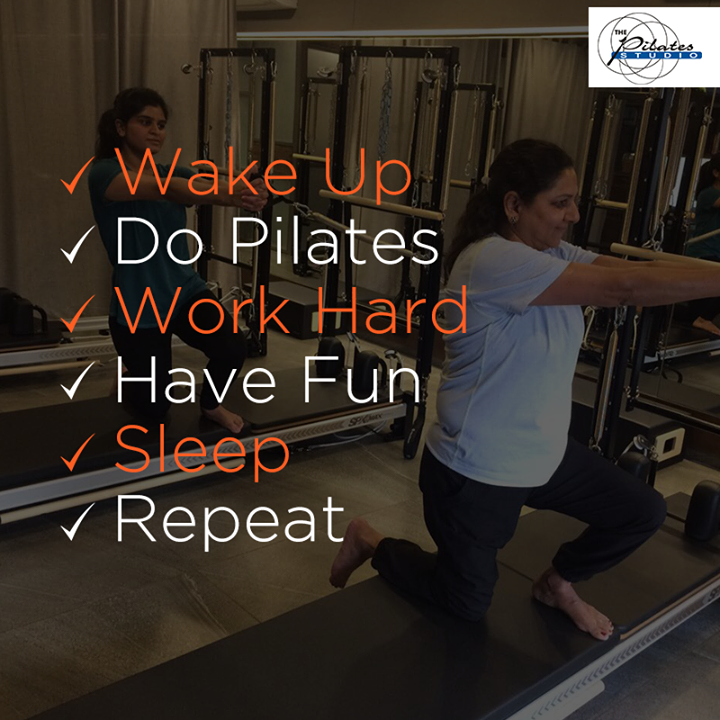 Dreams don't work, unless you do!  Start putting yourself on the to - do - list and see the difference!    Contact us for queries on: 9099433422/07940040991 http://www.pilatesaltitude.com
