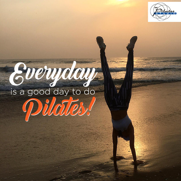 #ThoughtForTheDay: Pilates is not about being better than someone else, its about being better than you used to be! :)  Contact us for queries on: 9099433422/07940040991 http://www.pilatesaltitude.com