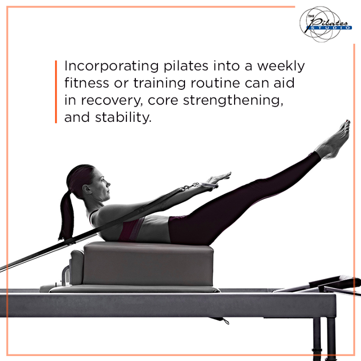 #Pilates is an exercise method, designed to elongate, strengthen and restore the body to balance.   #PilatesClasses at The Pilates Studio - Ahmedabad, will focus on specific areas individually, while using exercises that integrate the whole body to re-educate and restore it to optimum muscular and skeletal function.  Contact us for queries on: 9099433422/07940040991 http://www.pilatesaltitude.com/