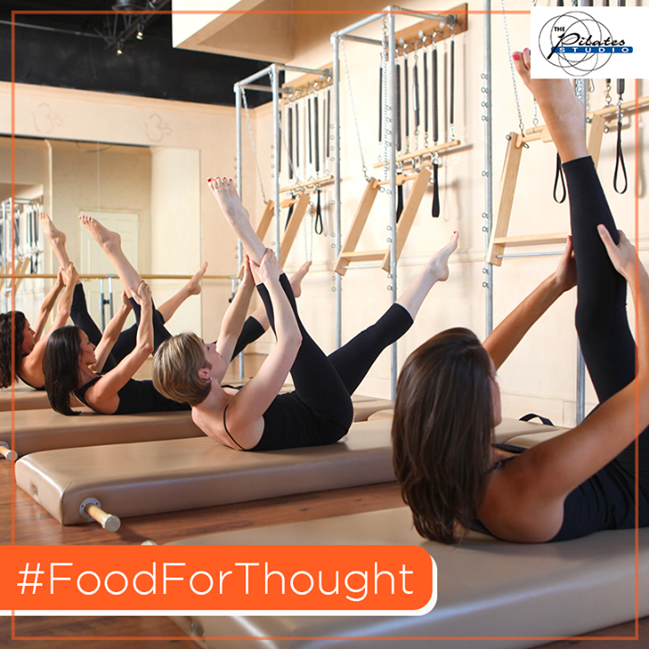 The Pilates Studio,  FoodForThought: