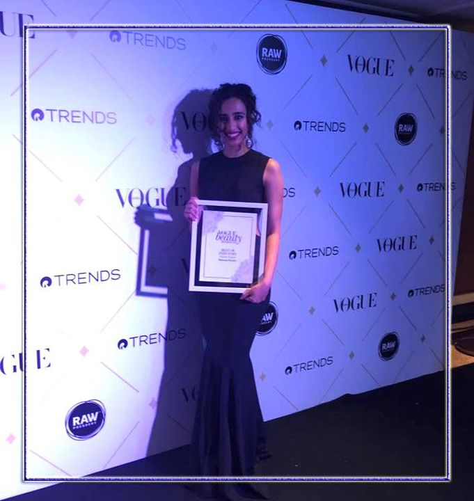 Congratulations to our very own NamrataPurohit for being awarded the #VogueBeautyAwards2017 Best of Industry - #FitnessExpert!  Its a Proud moment for all of us at #ThePilatesStudio!