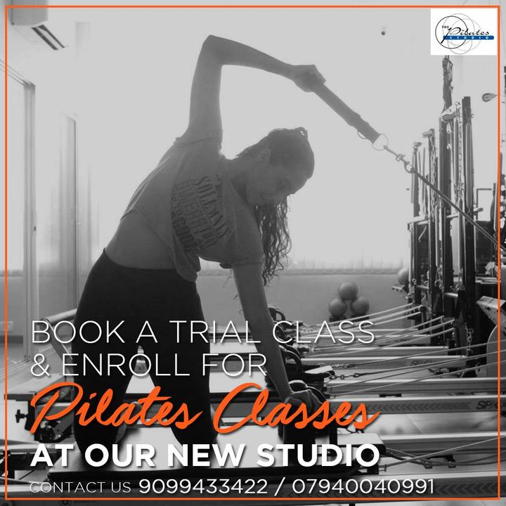 New Pilates Studio coming soon at SBR!   We are delighted to announce that we will be extending our Pilates Family!  Come Experience the Magic of Pilates! :D  Contact us for queries on: 9099433422/07940040991 http://www.pilatesaltitude.com/