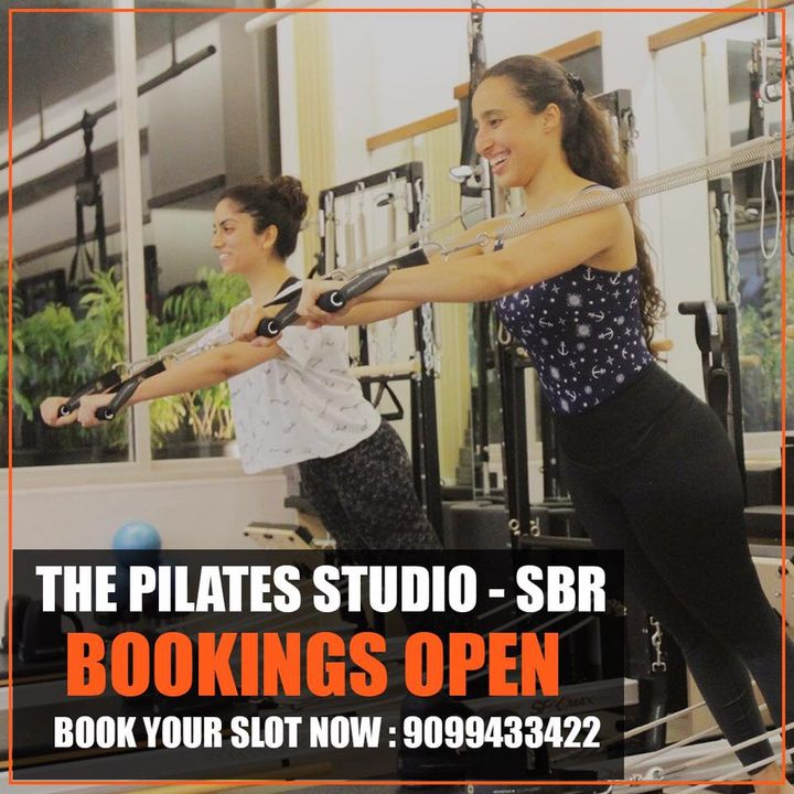 Get super FIT at the Our New Pilates Studio at SBR, Ahmedabad.   Kickstart your journey with us and experiance the magic of Pilates.   Come experience it yourself. Hurry and book your slot Now! Contact us for queries on: 9099433422/07940040991 www.pilatesaltitude.com