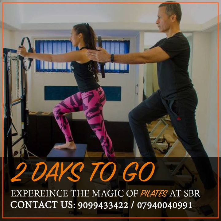 Ahmedabad!! Just 2 days to Go! 🙌🏼🤸🏼♀️ Join us at The Pilates Studio - Ahmedabad - SBR!  Call us now on :9099433422/07940040991 to find out more! www.pilatesaltitude.com