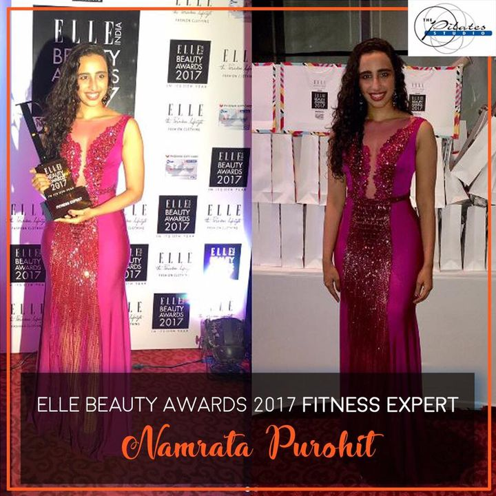 The Pilates Studio,  ElleBeautyAwards'17, FitnessExpert!