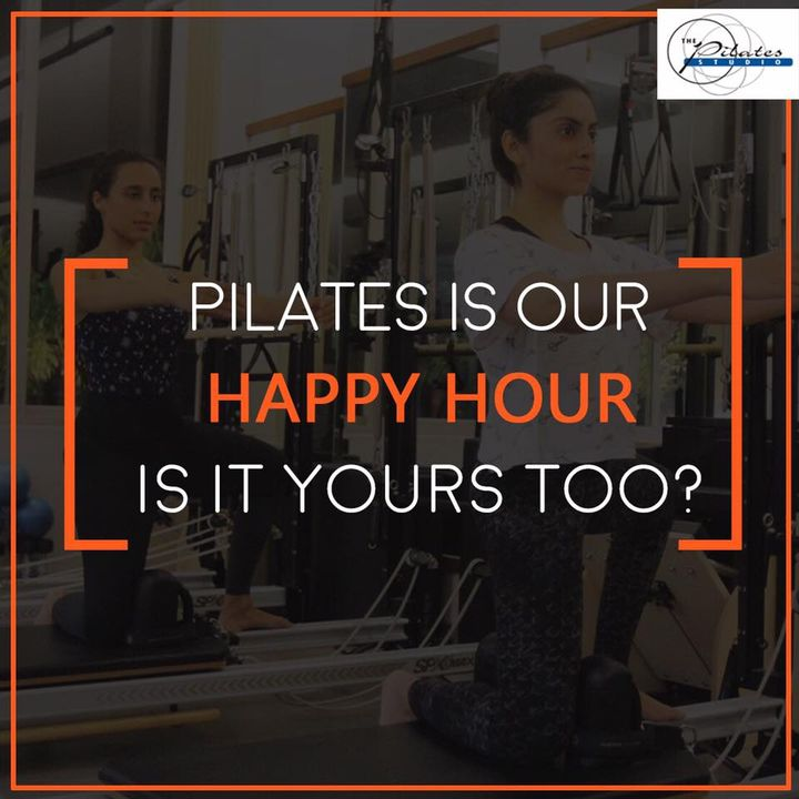 Is it? If you've not tried it yet. Come now! See you at The Pilates Studio! 😁🤸🏼‍♀️💪🏼   Contact us for queries on: 9099433422/07940040991 www.pilatesahmedabad.in