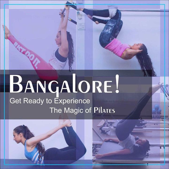 The Pilates Studio is coming soon to Bangalore!!! 💃🏻❤😁   We are thrilled to be opening our studio in the Garden City! ❤️💪🏼