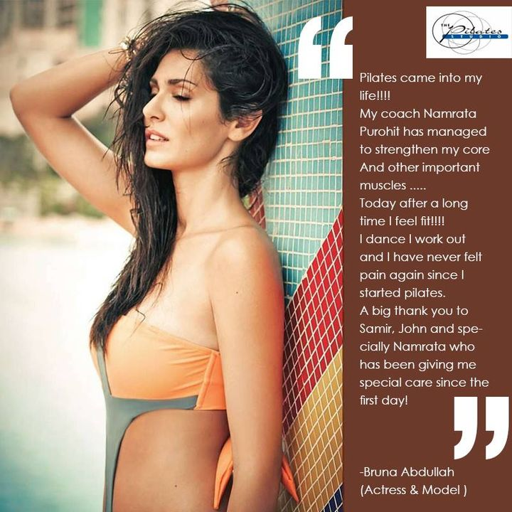 #ClientDiaries: Thank You, Bruna Abdullah for trusting us with your injury! We wish you good luck and hope you never ever feel the pain again!  Here's what she has to say in her own words :