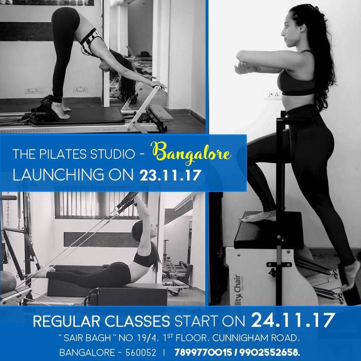 Only 15 days to go for the launch of The Pilates Studio - Bangalore! - http://bit.ly/2jcg8St  Call now and book your slot! 🤸🏼♀️💪🏼❤️  . . . . . #CountDownBegins #ThePilatesStudioBangalore #Launch