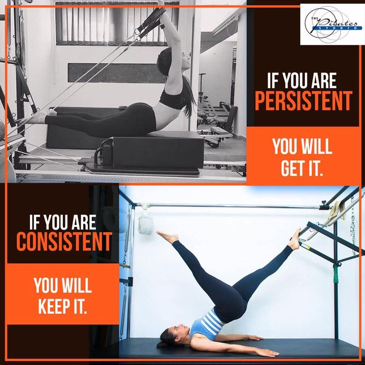 Joseph Pilates recommended practising Pilates three times a week.  Lets see you doing this one week at a time!  #WeeklyGoals 💪🏼🤸🏼‍♀  Contact us for queries on: 9099433422/07940040991 www.pilatesahmedabad.in